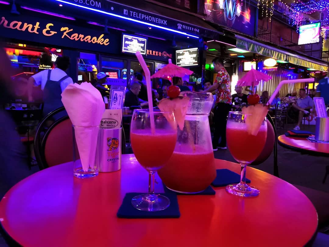 Bangkok Gay Bars Fun Thailand Night Life