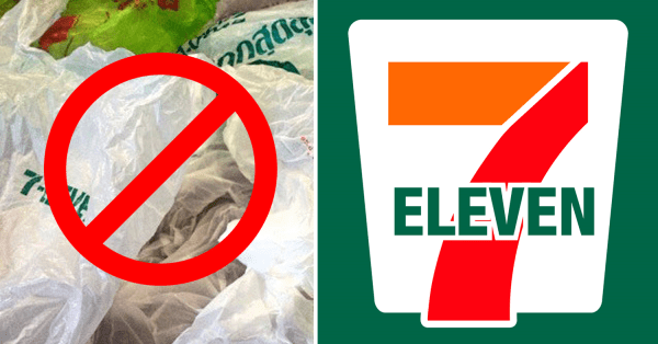 7-11 Thailand Will Be Going Plastic Bag Free From 1 January 2020
