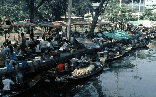 Beat Boat noodles in BKK