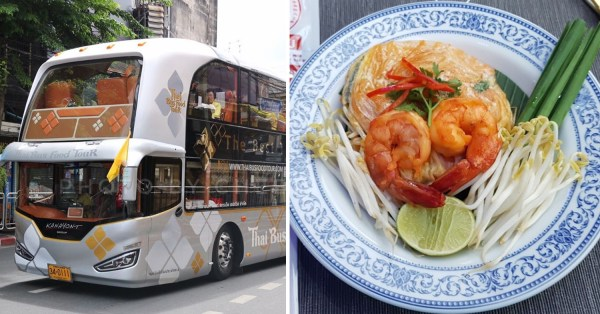 This Food Bus Tour Brings You Around Bangkok Attractions With Michelin Recommended Thai Food