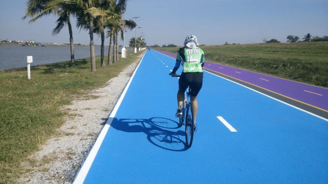 Cycling Spots In Bangkok