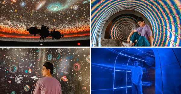 Bangkok Planetarium Has Permanent IG-Worthy Exhibits That Let You Experience Life In Outer Space