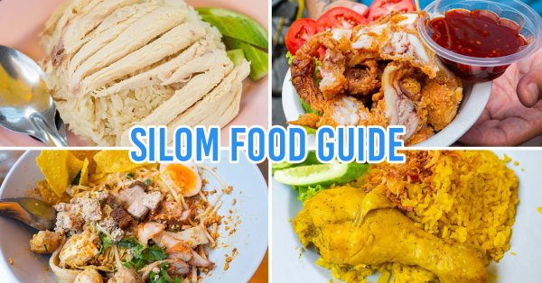 7 Delicious Bangkok Street Food Stalls In Silom For Meals Cheaper Than $3