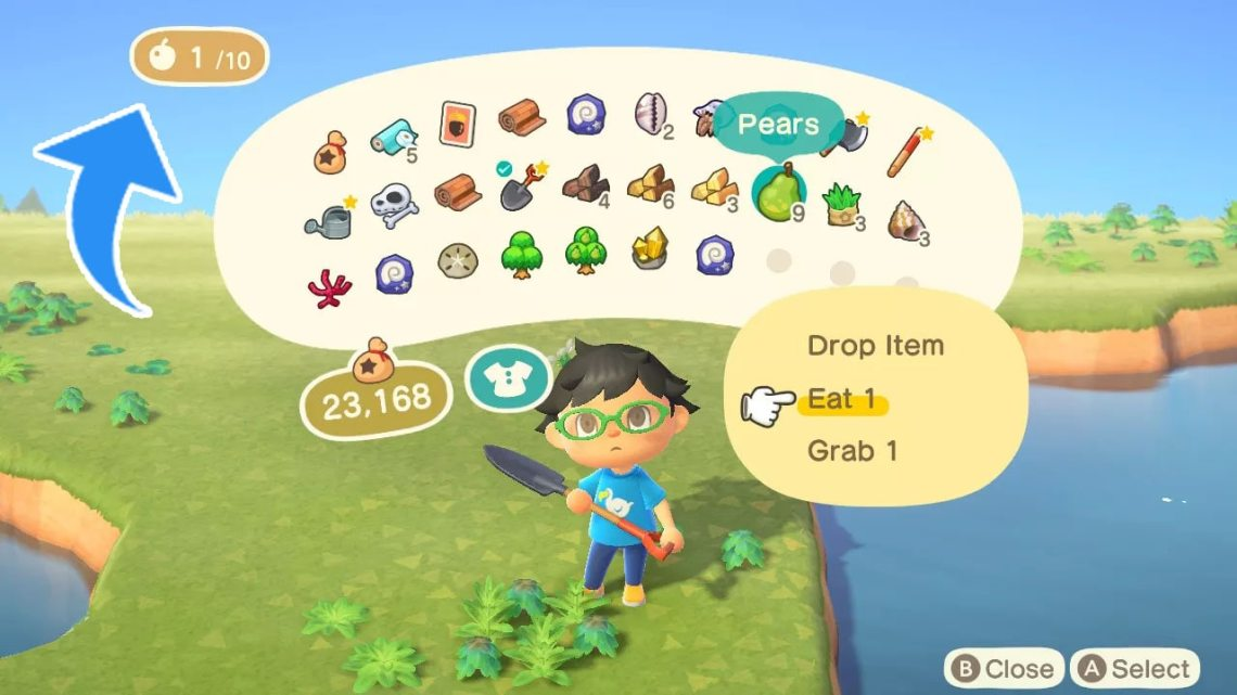 animal crossings new horizons fruits