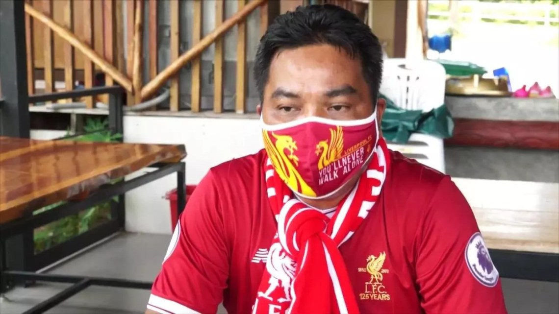 Thai Liverpool Fan