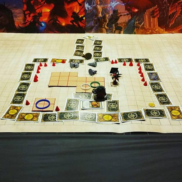 d&d challenging battle