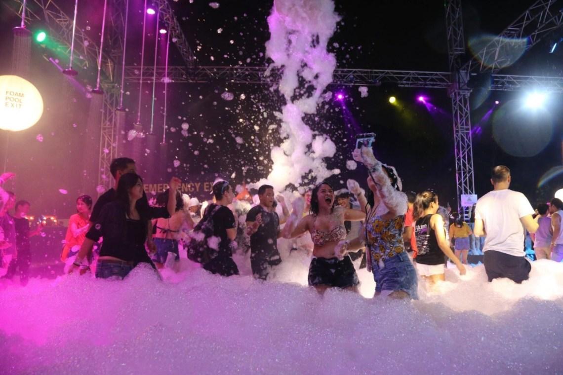 Sentosa Siloso Beach Party
