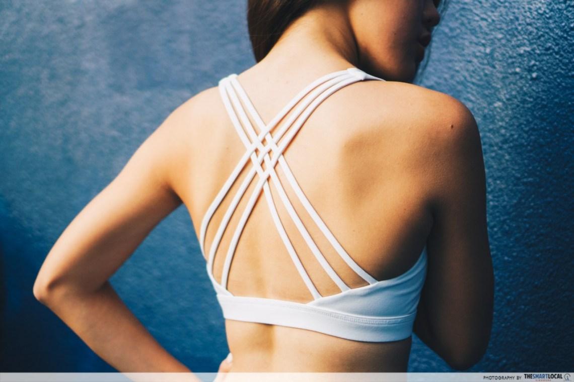 gym wear movement sports bra singapore