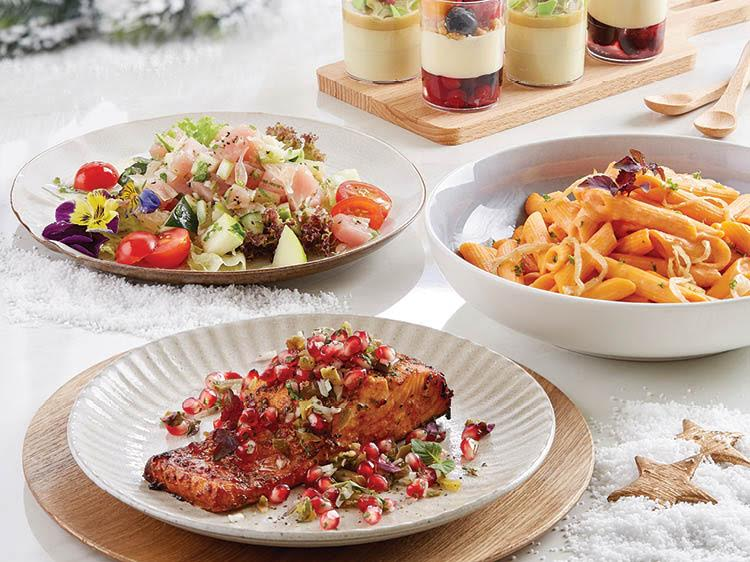 christmas dining deals