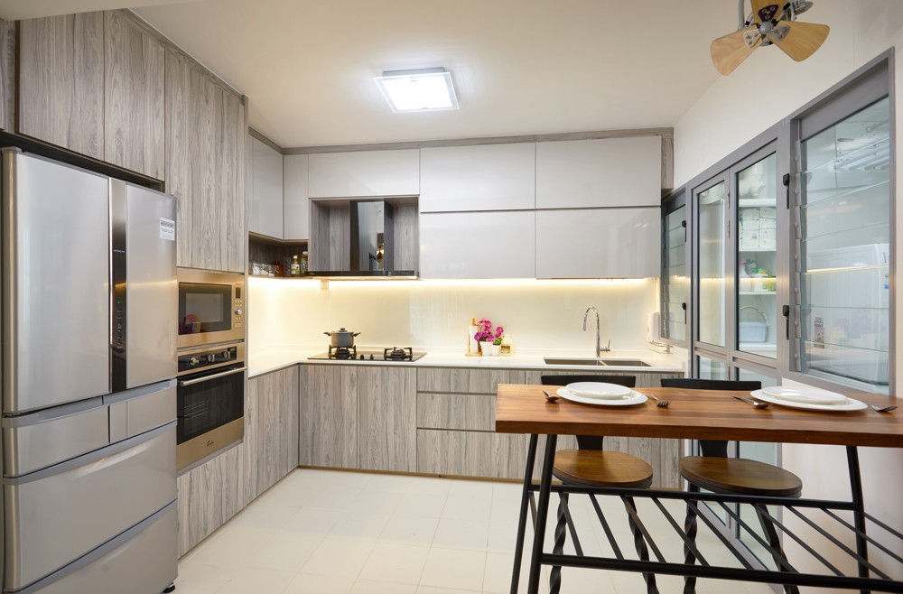 Design4Space - HDB renovations budget - classic