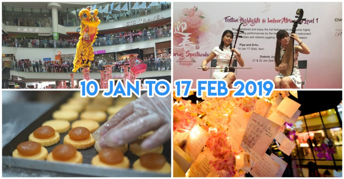 chinatown point cny 2019 cover image