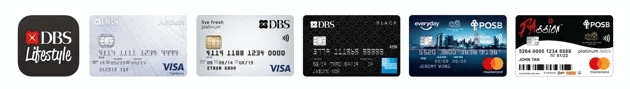 dbs card member discounts promotion