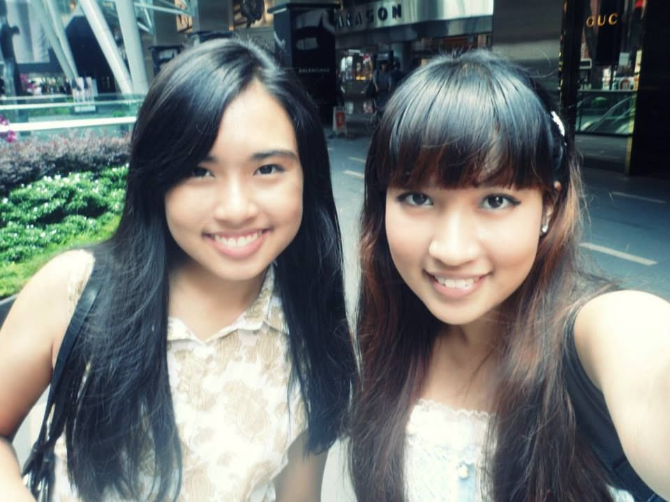 Chindian girls Singapore