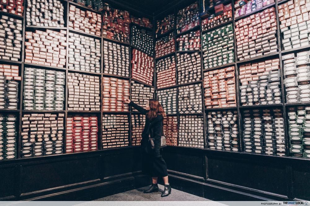Harry Potter Studio Tour - wands
