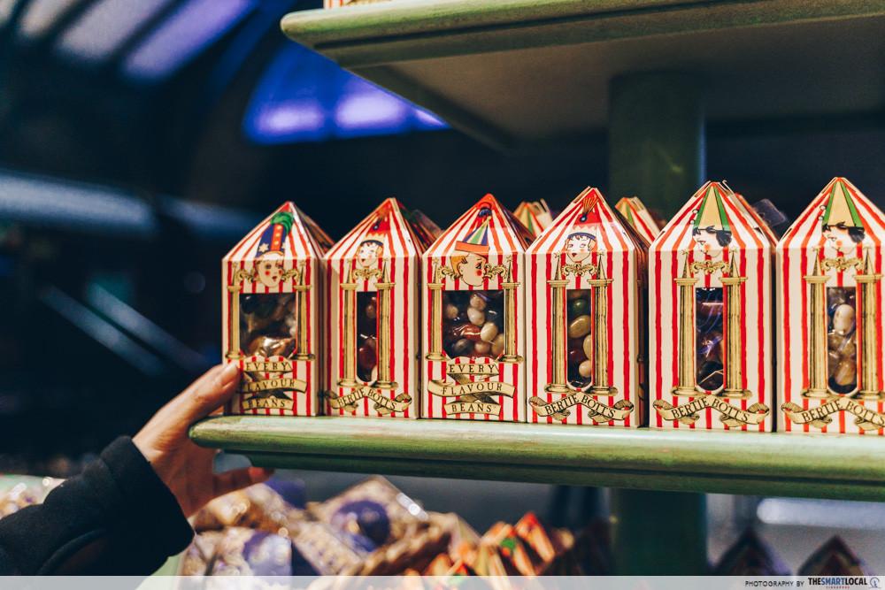 Harry Potter Studio Tour - gift shop