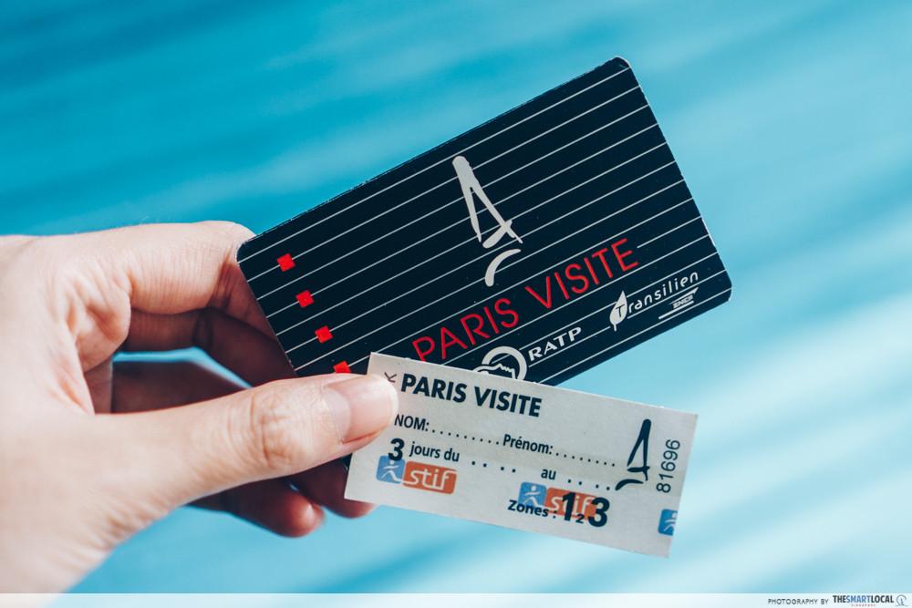 Paris Visite TravelCard