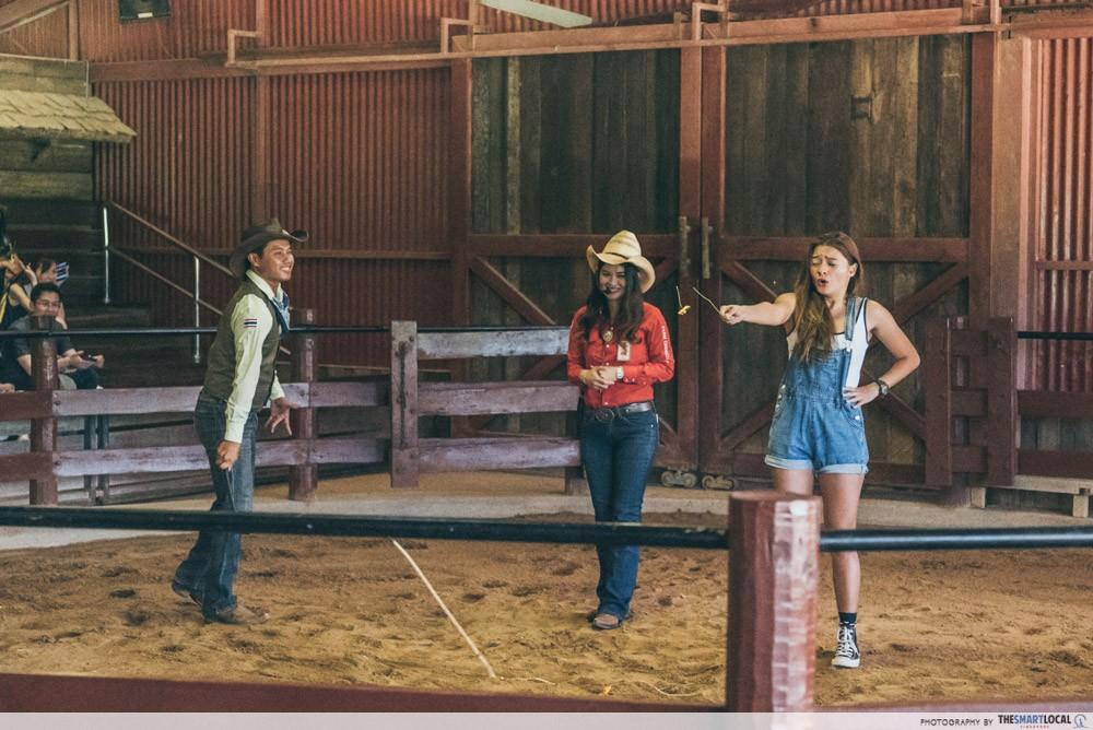 farm chokchai rodeo