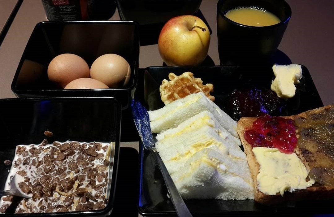 coo breakfast
