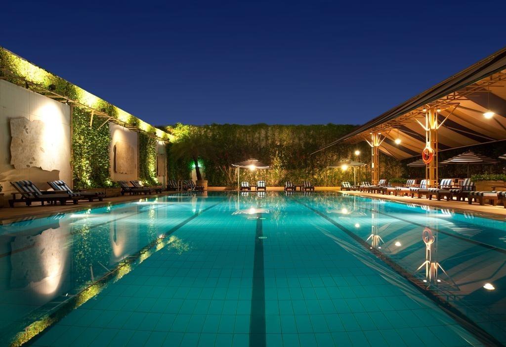 Family staycations - Holiday Inn Singapore Atrium