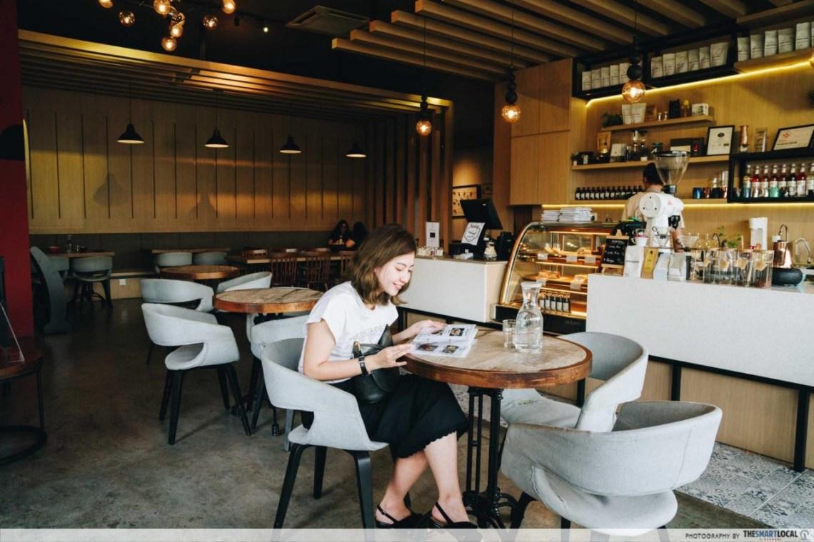 JB Cafes - Kolla Coffee