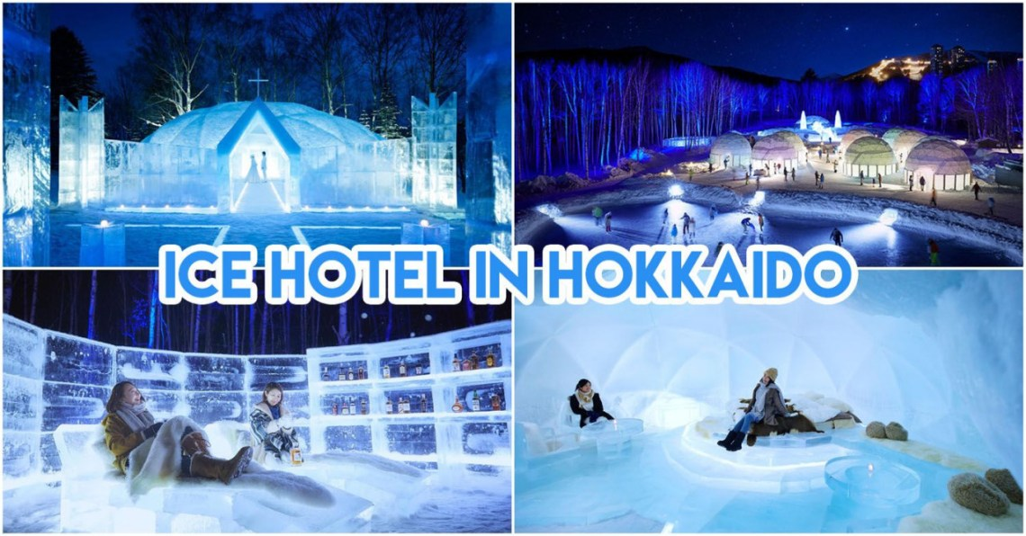 Whimsical hotels and resorts in Japan