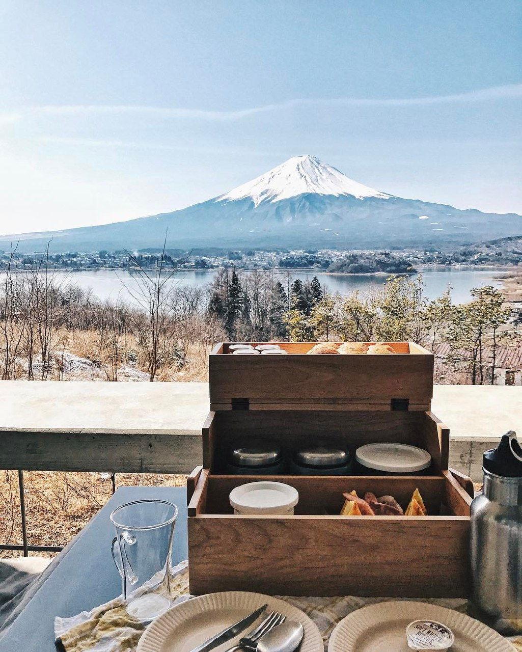 Hoshinoya Fuji glamping