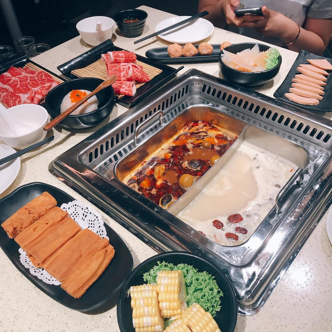 mala hot pot beauty in the pot singapore