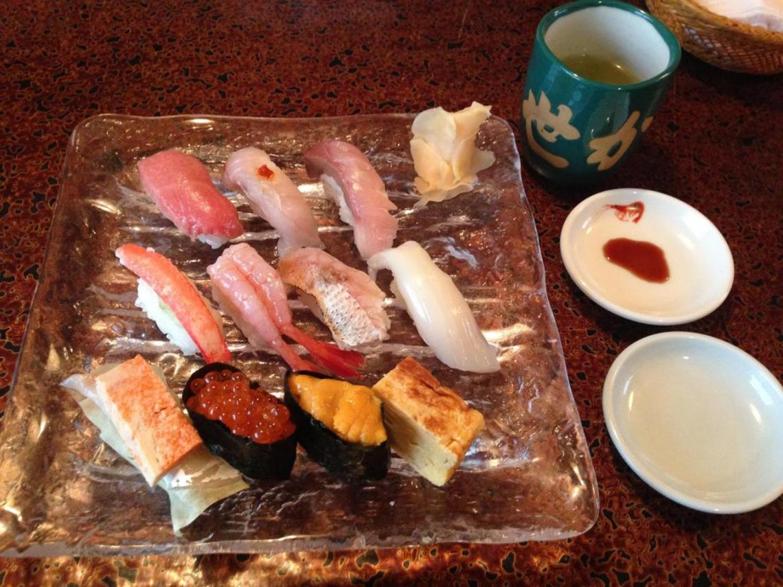 Must-Try dishes in Niigata - Sushi
