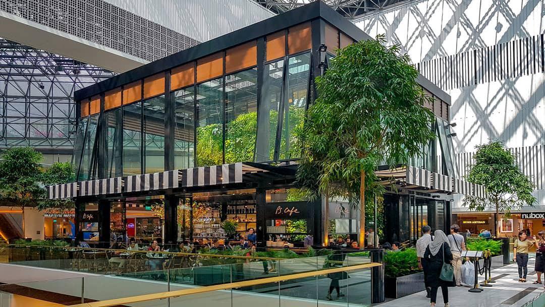 PS Cafe Raffles City