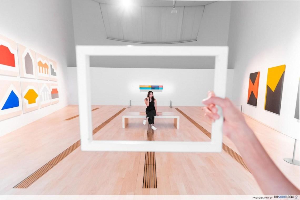 ArtScience Museum Minimalism 1-for-1
