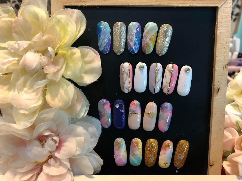 Nobelle nail art