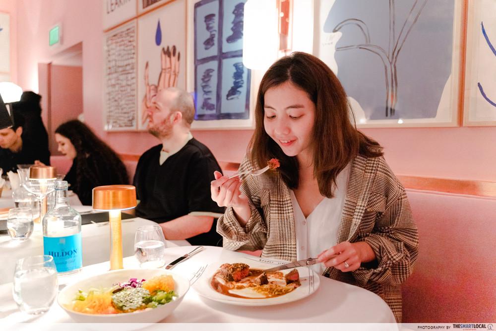 sketch London - food