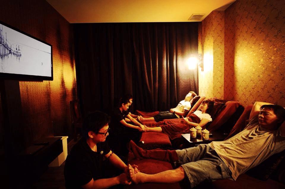 best spas massage parlour in singapore imperial apple spa