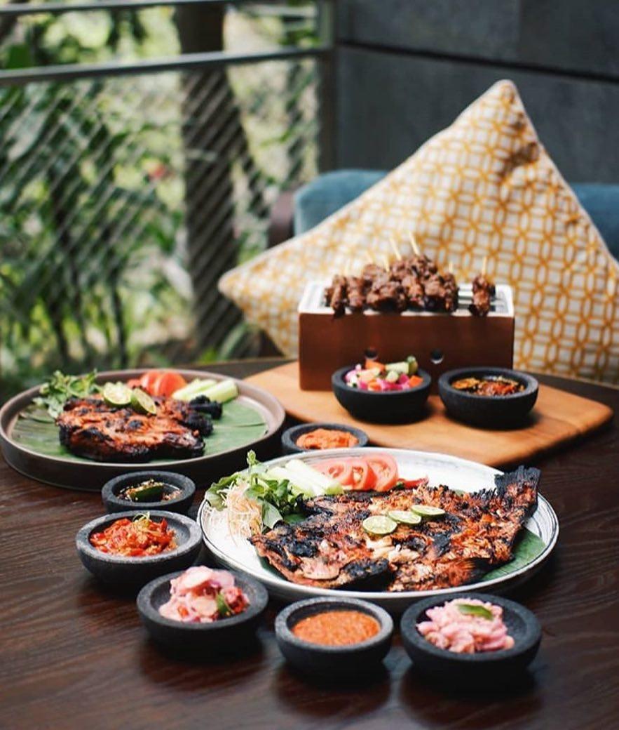 Sama Sama by Tok Tok - Indonesian food