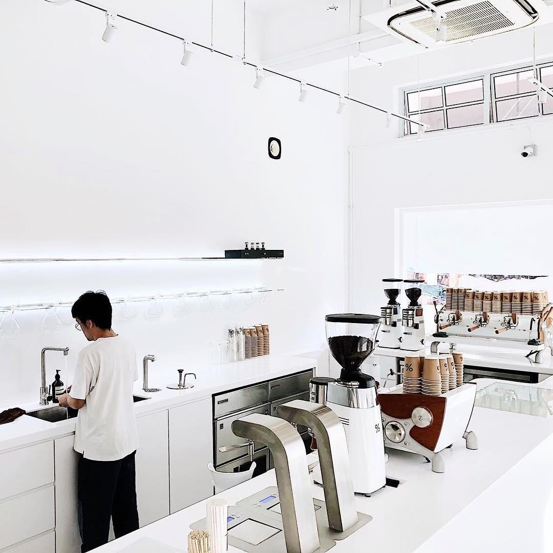 %Arabica - cafe