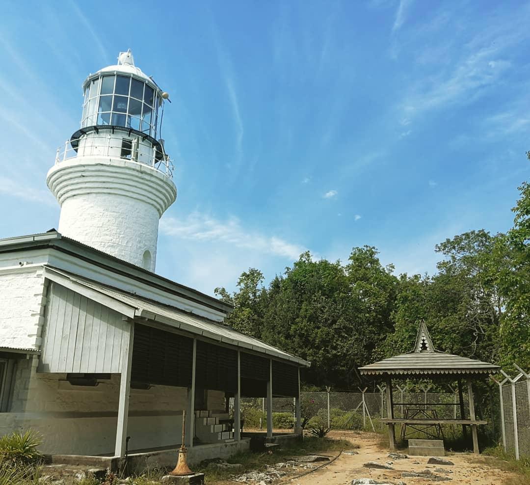 Muka Head lighthouse