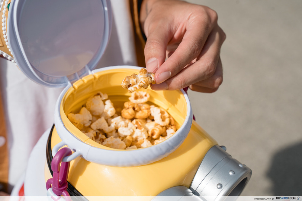 universal studios japan 2019 minion popcorn bucket