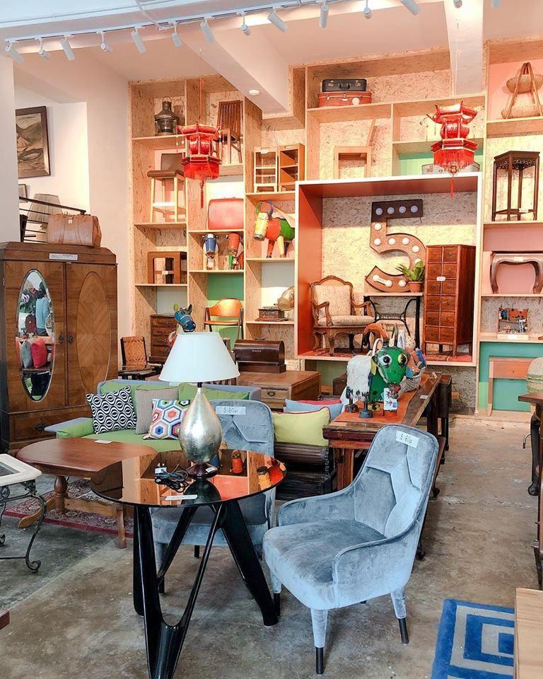 Secondhand furniture Singapore