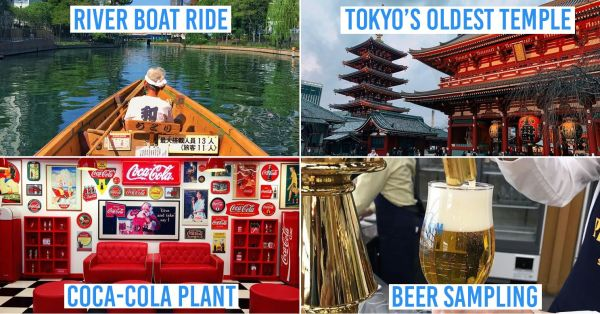 14 Free Things To Do In Tokyo That Prove Holidays In Japan Don't Have To Be Expensive