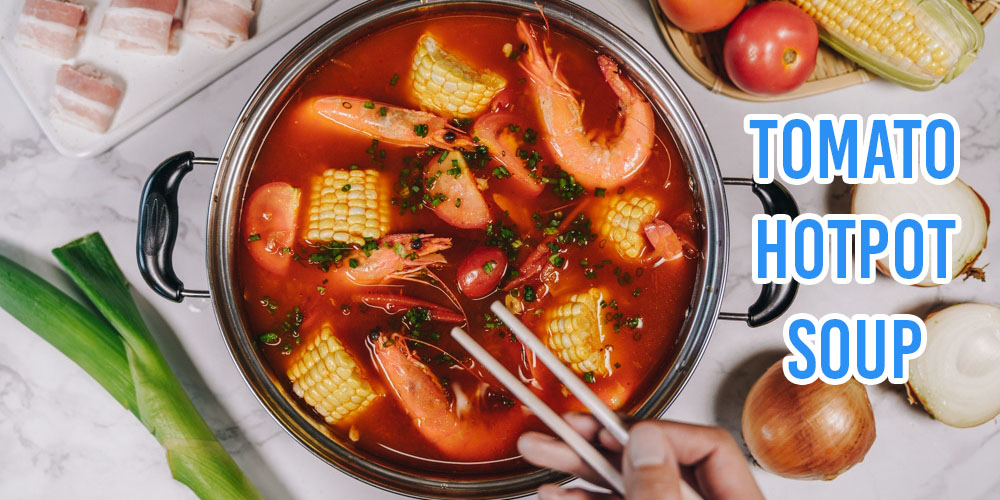 Hai Di Lao-style steamboat soup base