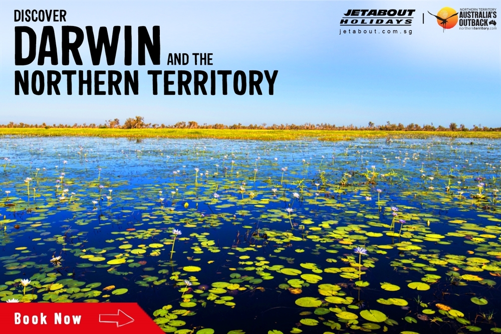Jetabout Holidays - Northern Territory & Darwin