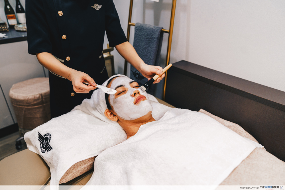 Mirage Aesthetic New Scotts Square Premium Glow Treatment Super Hair Removal Relaxing Facial