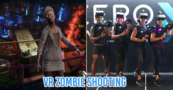 7 Places To Play VR & AR Games In Singapore For Team Bonding Sessions From Just $6/Person