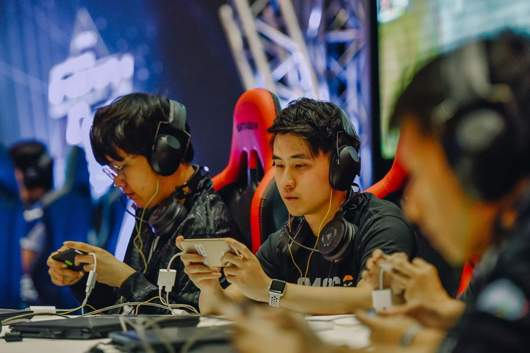 YOUTHx Festival 2019 Singapore Youth Esports Mobile Gaming Tournament