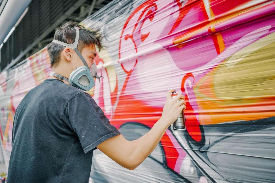 YOUTHx Festival 2019 Singapore Youth Noise Urban Arts Zone