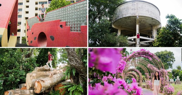 12 Places In Singapore You've Never Seen Before In Your Life