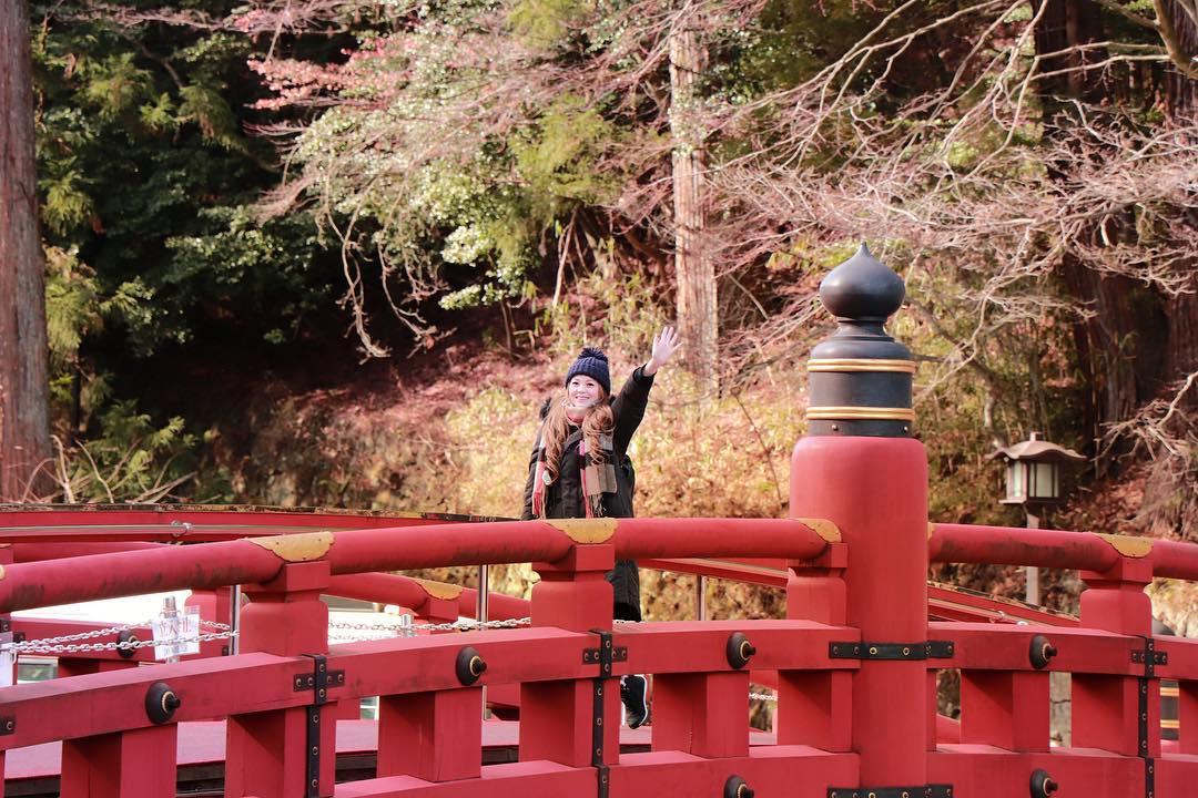 10 Things To Do In Nikko, Japan shinkyo bridge