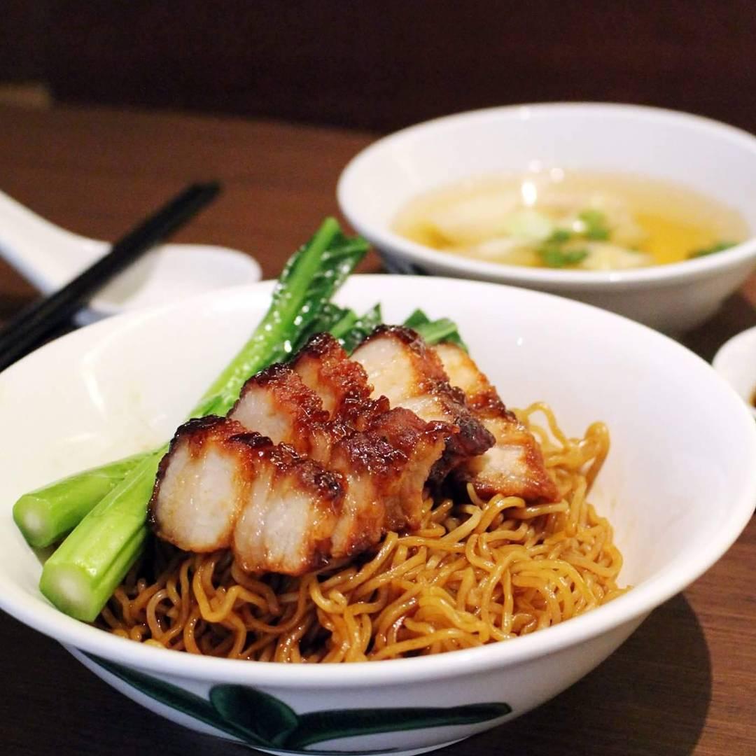 Wanton Noodle, Wave Cafe