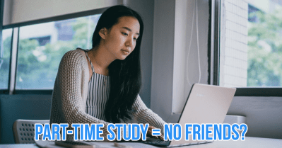 Debunking myths about part-time studies
