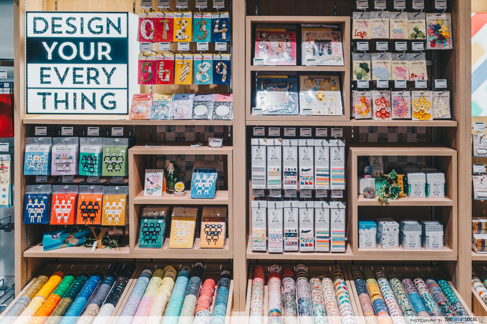 TOKYU HANDS PLQ Mall Design Your Everything